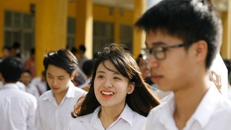 Phuong an thi 2017: Dau thang 10 cong bo de thi minh hoa - Anh 1
