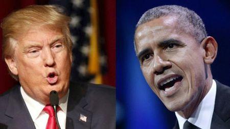 Tong thong My Obama chi trich manh me ong Trump - Anh 1