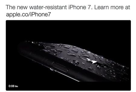 iPhone 7 chinh thuc lo dien tren tai khoan Twitter cua Apple - Anh 4