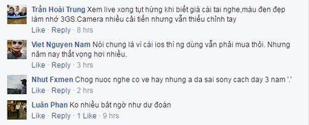 """Nguoi Viet khong con """"len dong"""" vi iPhone moi - Anh 5"""