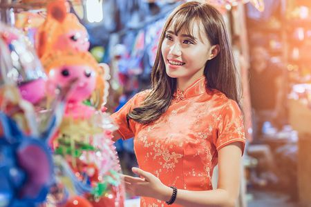 Gioi tre Ha Noi ru nhau luu lai khoanh khac de thuong truoc them Trung thu - Anh 1