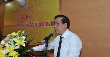 """C50 Bo Cong an: """"He thong thanh toan dien tu, thanh toan the cua ngan hang Viet Nam an toan"""" - Anh 1"""