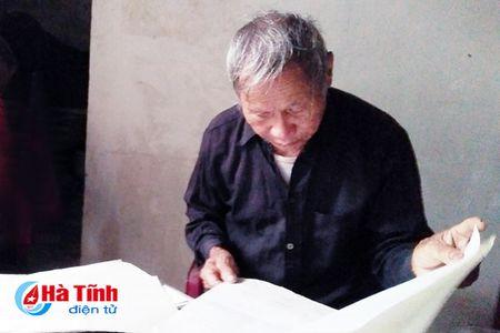 Ong Truong Quang Lai chua du dieu kien huong che do thuong binh - Anh 1
