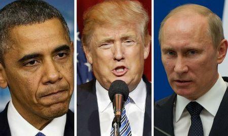 "Donald Trump: Putin ""cao thu"" hon Obama - Anh 1"