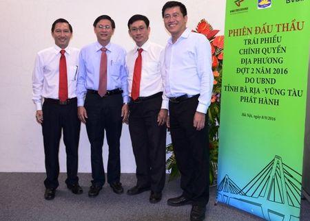 Ba Ria-Vung Tau ban het 500 ti dong trai phieu - Anh 1