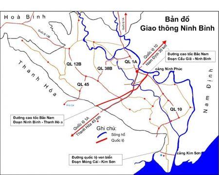 Ninh Binh de xuat su dung 500 ty sua duong DT480E - Anh 1
