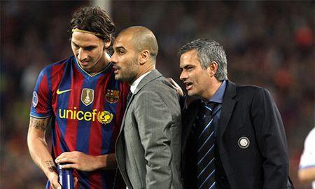 Guardiola thang ap dao Mourinho truoc lan cham tran thu 17 - Anh 2