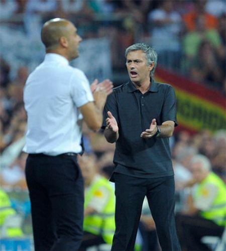 Mourinho - Guardiola: Con duong tu tinh ban den thu dich - Anh 2