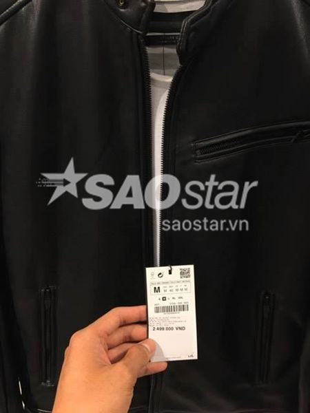 Check gia hang loat san pham hien co tai store Zara Viet Nam! - Anh 14