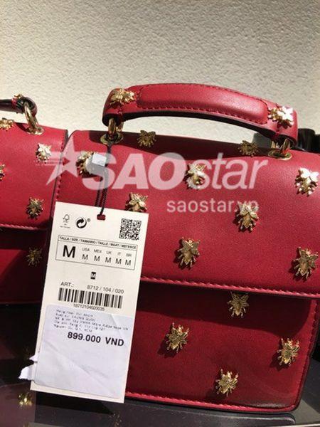 Check gia hang loat san pham hien co tai store Zara Viet Nam! - Anh 20