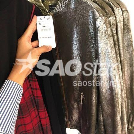 Check gia hang loat san pham hien co tai store Zara Viet Nam! - Anh 2