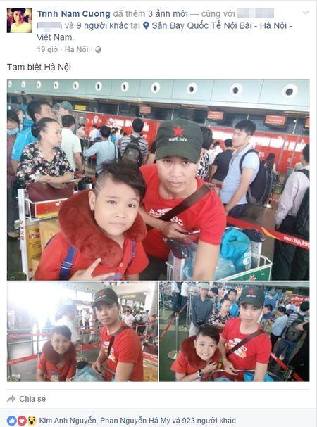 Cac thi sinh The Voice Kids da co mat o Sai Gon, hao huc chuan bi cho vong liveshow - Anh 1