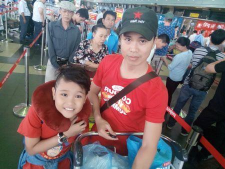 Cac thi sinh The Voice Kids da co mat o Sai Gon, hao huc chuan bi cho vong liveshow - Anh 3