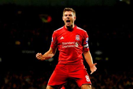 Steven Gerrard khien NHM Leicester cay cu - Anh 1