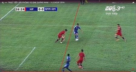 Sau 15 nam, V-League ngay cang dam chat nghiep du - Anh 1