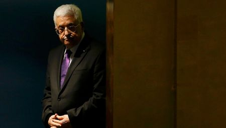 Palestine bac tin Tong thong Abbas la cuu diep vien KGB - Anh 1
