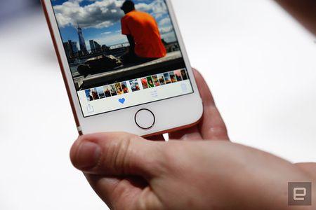 Nhung hinh anh thuc te dau tien iPhone 7/7 Plus Apple vua ra mat - Anh 2