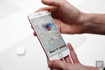 Nhung hinh anh thuc te dau tien iPhone 7/7 Plus Apple vua ra mat - Anh 5