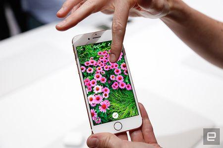 Nhung hinh anh thuc te dau tien iPhone 7/7 Plus Apple vua ra mat - Anh 7