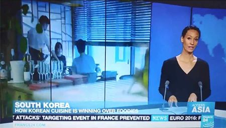 VTV duoc cap giay phep bien tap kenh truyen hinh Phap France 24 - Anh 1
