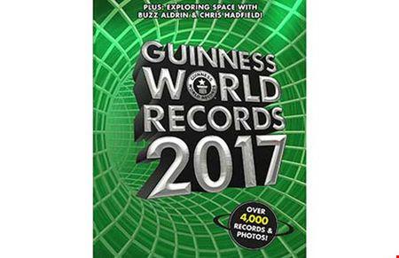 Sach Ky luc Guinness the gioi 2017 den Viet Nam - Anh 1