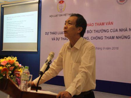 'Diem mat' bat cap cua Luat Phong chong tham nhung - Anh 1