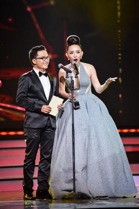 Nha Phuong, Truong Giang cung thang giai VTV Awards - Anh 3