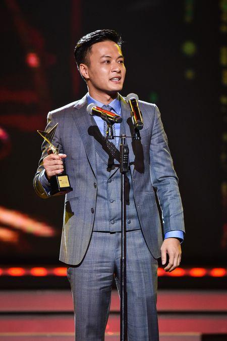 Nha Phuong, Truong Giang cung thang giai VTV Awards - Anh 4
