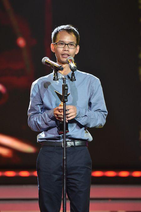 Nha Phuong, Truong Giang cung thang giai VTV Awards - Anh 6