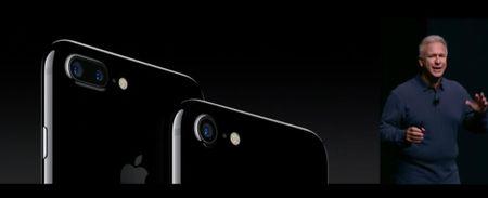 iPhone 7 ra mat: Chong nuoc, camera kep, gia tu 649 USD - Anh 1