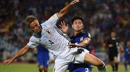 Kiatisak thua nhan Nhat Ban dang cap hon Thai Lan - Anh 1