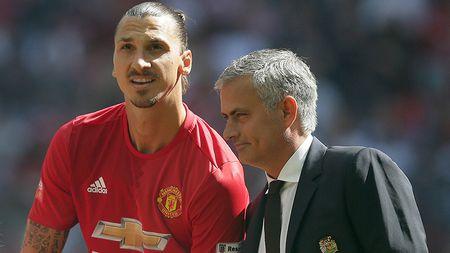 Derby Manchester: Mourinho, Guardiola va cuoc tra thu cua Ibrahimovic - Anh 1