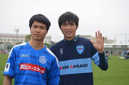 Cong Phuong, Tuan Anh ve nuoc giai cuu… V.League - Anh 1
