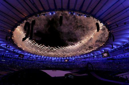 Lung linh le khai mac Paralympic 2016 - Anh 1