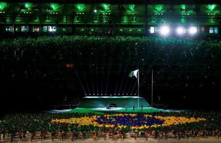 Lung linh le khai mac Paralympic 2016 - Anh 3