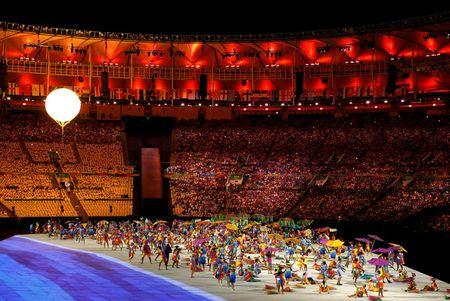 Lung linh le khai mac Paralympic 2016 - Anh 6