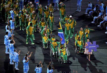 Lung linh le khai mac Paralympic 2016 - Anh 9