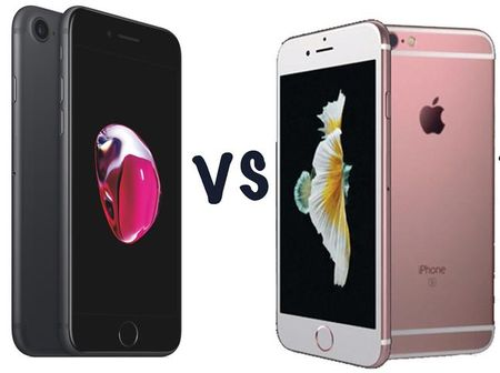 iPhone 7 khac biet gi so voi iPhone 6S? - Anh 1