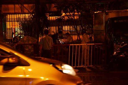 Vu no sung o ben xe: Xac dinh duoc nghi can - Anh 1
