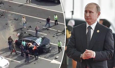 Ro tin don am sat trong vu sieu xe cua ong Putin bi dam - Anh 1