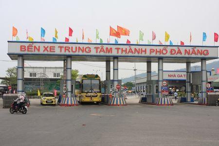 Soi dong van tai hanh khach tuyen Da Nang - Quy Nhon - Anh 1