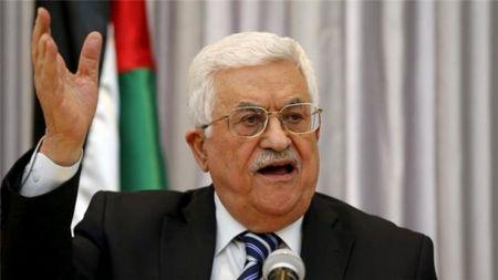 Tong thong Palestine bi to tung la gian diep Lien Xo - Anh 1