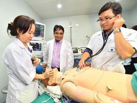 GE Healthcare giup doi moi cham soc suc khoe tai cac nuoc dang phat trien - Anh 1