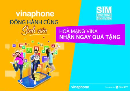 VNPT VinaPhone tiep tuc dong hanh cung sinh vien trong nam hoc moi - Anh 1