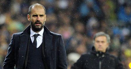 """Nho lai cai dem Pep Guardiola """"lam nhuc"""" Jose Mourinho tai Nou Camp - Anh 1"""
