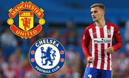 Chelsea se canh tranh den cung voi Man United trong vu Griezmann - Anh 1