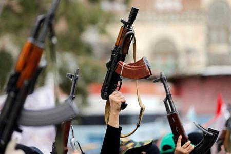 Nhung nu chien binh trong hang ngu phong trao Houthi - Anh 10