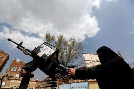 Nhung nu chien binh trong hang ngu phong trao Houthi - Anh 7
