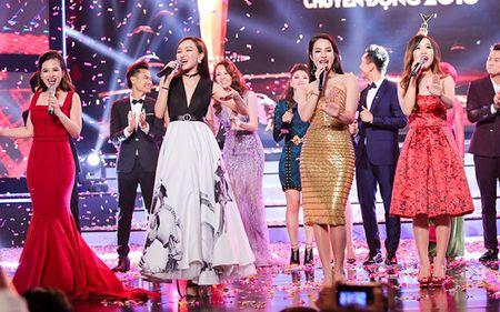 Duong Hoang Yen long lay voi sac do tai VTV Awards - Anh 9