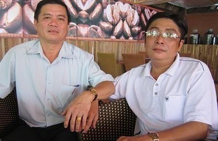 Can bo Binh Thuan danh nhau tren ban nhau: Hoa giai ngay - Anh 2